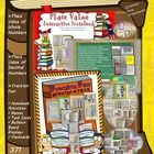 This 371 page Numbers and Operations Interactive Notebook Collection bundle comprises of interactive notebook activity sheets, task cards and games...