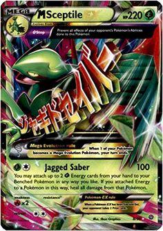 Mega/M Sceptile EX (XY Ancient Origins #8/98) Rare/Holo-Foil Pokemon Card Pokémon http://www.amazon.com/dp/B0128VE1I0/ref=cm_sw_r_pi_dp_hHnqwb0EN3V6A