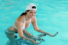 Aquabike (vélo piscine)   Top départ pour la remise en forme avant l'été