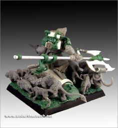 288931-Army Book Cover, Conversion, Lord, Sculpted, Skaven, Warlock.jpg (460×502)