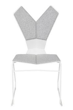 Y Chair  - AD España, © D.R. Alvar Aalto, Tom Dixon, Furniture Design, Design Products, Chairs, Home Decor, Full Figured, Silhouettes, Furniture