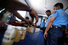 141 cops in the Philippines face dismissal after testing positive for drug use
