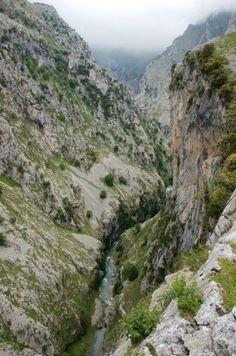 The Cares Gorge - Picos de Europa