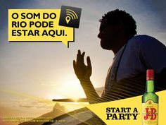 Peça: Post para Facebook  Projeto: City Remix  Cliente: Diageo  Ano: 2012 Agência: LiveAD