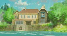 When Marnie Was There   Studio Ghibli   (gif)