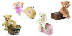 Gifts for Graduation - Suitcase Bears