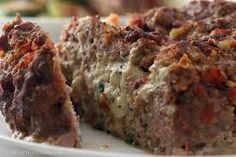 Maggiano's Restaurant Copycat Recipes: Stuffed Meatloaf