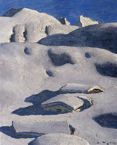 Biography, Literature and Works by Alfons Walde The Austrian painter and architect Alfons Walde was born on February 1891 in the village of Oberndorf near Kitzbühel. Prince, Commonplace Book, Museum, Vintage Travel, Austria, Illustration, Aqua, Journey, Europe