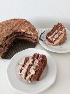 Tort de ciocolata Tiramisu, Ethnic Recipes, Desserts, Deserts, Dessert, Tiramisu Cake, Postres, Food Deserts