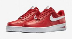 Nike air force one white red Men Shoes [force2015#hr780] - £43.00 : Zen Cart!, The Art of E-commerce