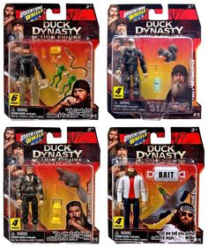 The 13 Oddest 'Duck Dynasty' Merchandise Items You Can Own