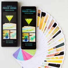 Książka Proste drinki - Agnieszka Skupieńska Blue Curacao, Rum, Games, Gaming, Rome, Plays, Game, Toys
