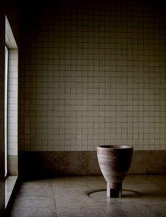 Alvaro Siza. Pila bautismal