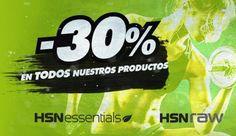 Hoy hay un descuento de un 30% en TODOS los productos de HSN (tenéis en link accediendo desde mi Bio @joselufit para que podáis echar un vistazo ) que tengáis una gran tarde familia! #hsnstore #hsndescuento #hsn #ace16