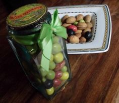 Yum!  Cure Gourmande Chocolate Olives from France!