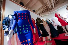 Jackson State Gallery1 Director Shon McCarthy secured 25 original Patrick Kelly designs from the Philadelphia Museum of Art