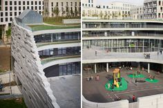 Parisian Primary School_Chartier Dalix Architectes_green_roof_4