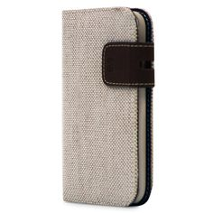 PURE.GEAR FUNDA FAB-FOLIO CAFE SAM S4 (GALAXY 4 / I9500)