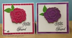 Close To My Heart Flower Market Cartridge - get it at karenhostetter.ctmh.com