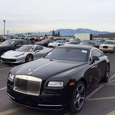 @exoticmotorclub • #RollsRoyce Wraith Anyone ?? • Follow @exoticmotorclub • Exotic/Rental/Sales