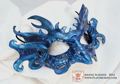 Made To Order Water Dragon Leather Game of Thrones by PlatyMorph