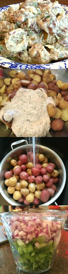 Best Old-Fashioned Potato Salad Recipe BEST POTATO SALAD RECIPE Hands down the BEST potato salad I ve had to date A five star tried and true Ina Garten recipe Simple to make so so good Family and friends will be asking for the recipe PotatoSalad Be Best Potato Salad Recipe, Potato Recipes, Old Fashioned Potato Salad, Sauce Barbecue, Bbq, Cooking Recipes, Healthy Recipes, Comfort Food, Potato Dishes