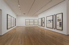 Taryn Simons MoMA Installation