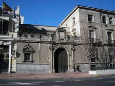 Palacete del Duque de Sotomayor. Principios del siglo XX. c/ Miguel Ángel 27