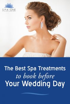 Learn about bridal packages from Spa One in Albany
