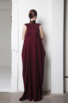 Plateau Dress | Bashar Assaf | NOT JUST A LABEL