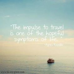 Travel. One thing you will never regret in life.