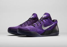 Nike Kobe 9 Low Elite Hyper Grape ($200)