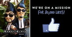 We're on a mission... to get to 80,000 Likes! Enter for a chance to win $100 for concert tickets, a $50 gift certificate to our restaurant, and a Blues Brothers anniversary prize pack - fedora, sunglasses, harmonica & an autographed gnome!