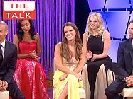 CBS's 'The Young and the Restless' stars Melissa Claire Egan, Bryton James, Outstanding Younger Actress winner Hunter King, Mishael Morgan and Joshua Morrow discuss the show winning Outstanding Drama Series at last night's Daytime Emmy Awards. 6-23-14