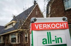 Huizenprijzen blijven stijgen in februari