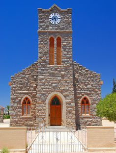 Pofadder Northern Cape Province - Ian n. Beaches In The World, Countries Of The World, Clifton Beach, Church Architecture, Church Building, Old Churches, Out Of Africa, Place Of Worship, Live