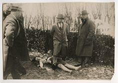 Rare 1940s Crime Scene Photo / The Murder of Virginia Brammer / New York. $149.95, via Etsy.