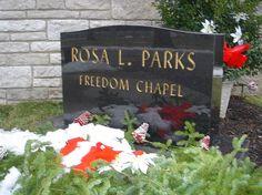 Rosa Parks (1913 - 2005)