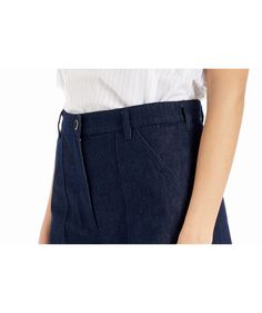Trousers Ines Geco Navy - Spring-Summer
