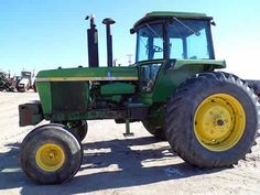 John Deere 4630 tractor salvaged for used parts. This unit is available at All States Ag Parts in Bridgeport, NE. Call 877-530-5010 parts. Unit ID#: EQ-23798. The photo depicts the equipment in the condition it arrived at our salvage yard. Parts shown may or may not still be available. http://www.TractorPartsASAP.com