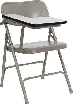 Flash Furniture HF-309AST-RT-GG Premium Steel Folding Chair with Right Handed Tablet Arm, Beige/Gray Flash Furniture http://www.amazon.com/dp/B001EJP2W2/ref=cm_sw_r_pi_dp_41fVub0KCQMEA