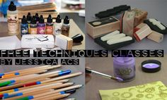 FREE online class teaching 20 decorating techniques over several weeks - Need to sign up