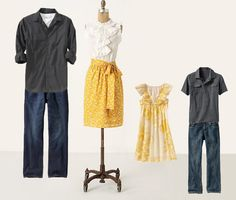 Another cute family outfit