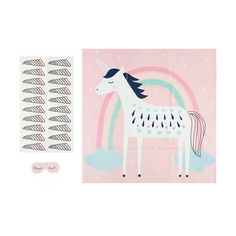 Pin the Horn on the Unicorn | Kmart