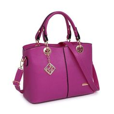 Guapabien Handbag Leather Big Shoulder Bags 7 Color Zipper Ladies Bag Bolsas Femininas High Quality
