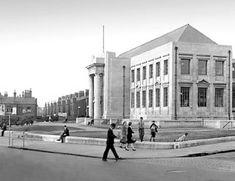 Birkenhead Central Library 1938, Birkenhead