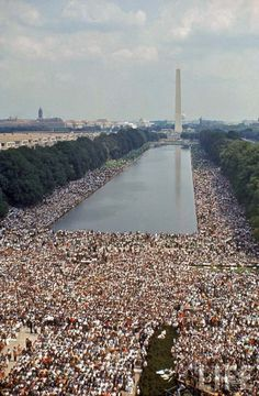 Civil rights march, Washington, 1963. = WE the PEOPLE!!! Time to unite again!!!!