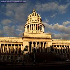 The Capitol Building, Havanna