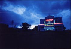 Haleiwa Theater (1931~1983)  (do not included in the book) photo by Hideaki Sato.