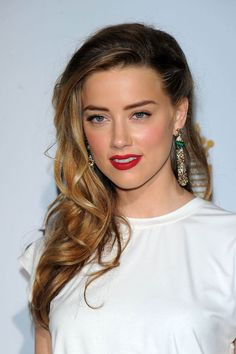 AMBER HEARD at De Grisogono Fatale in Cannes Party at Cannes Film Festival